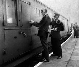 Biggs: The Great Train Robbery