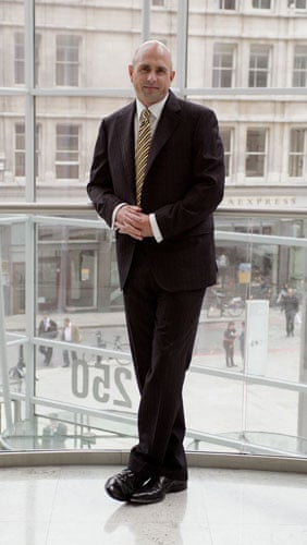 Bankers one year on: Adam Applegarth, Chief Executive of Northern Rock