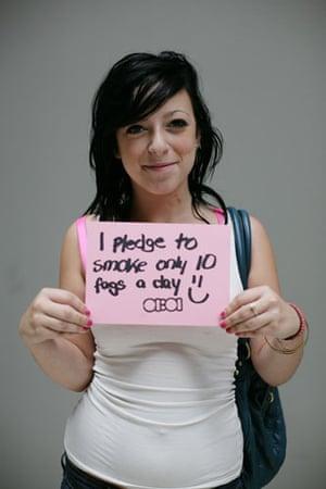 10:10 launch pledges: Katherine Tebble