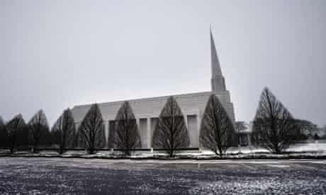 Chorley's Preston England Temple