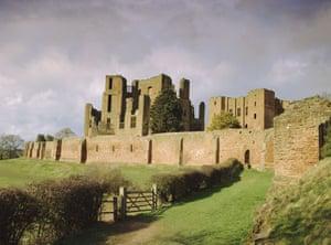 10 of the best: castles: Kenilworth Castle,Warwickshire