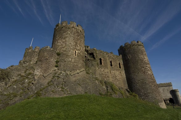 10 Of The Best Castles Travel The Guardian