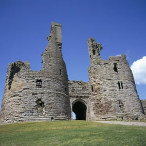 10 of the best: castles: Dunstanburgh Castle, Northumberland