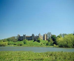 10 of the best: castles: Framlingham Castle, Suffolk