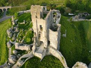 10 of the best: castles: Corfe Castle