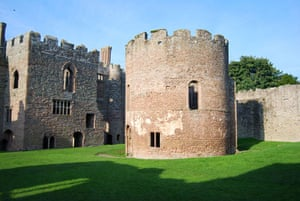 10 of the best: castles: Ludlow Castle, Shropshire