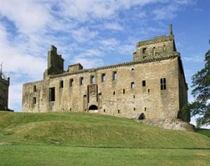 10 of the best: castles: Linlithgow Palace, West Lothian, Scotland