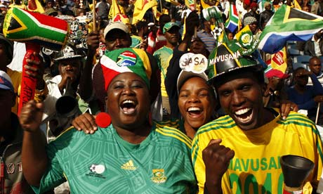 south african sport still divided by race world news the guardian