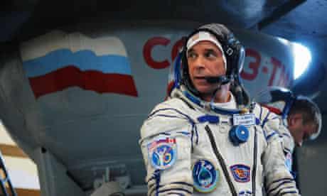 Leo blog : Canadian space tourist and founder of Cirque du Soleil Guy Laliberte