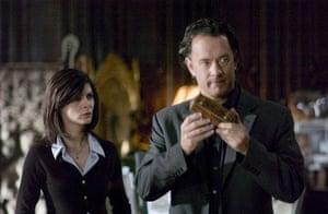 Dan Brown latest novel: The Da Vinci Code Audrey Tautou, Tom Hanks
