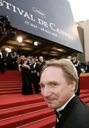 Dan Brown latest novel: Dan Brown at world premiere of The Da Vinci Code at Cannes Film Festival