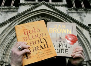 Dan Brown latest novel: Books 'The Da Vinci Code' and 'Holy Blood, Holy Grail'