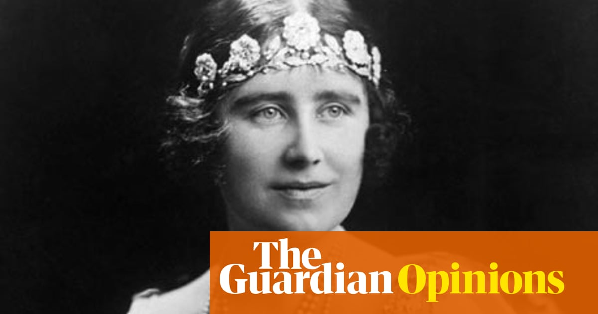 The queen of unkindness | Tanya Gold | Opinion | The Guardian