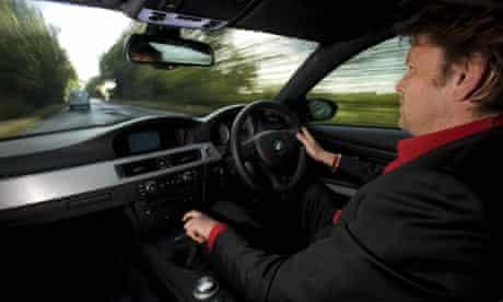 Blog TV chef James Martin driving