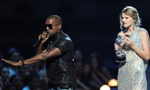 Kanye West at the 2009 MTV Video Music Awards