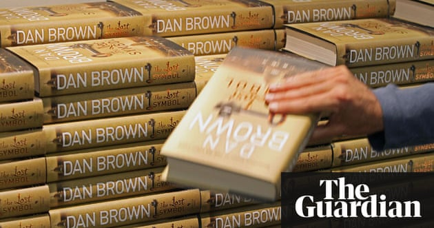 In Pictures The Mystery Of Dan Brown Books The Guardian