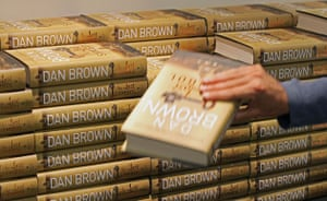 Dan Brown new novel: Copies of the latest Dan Brown book entitled The Lost Symbol