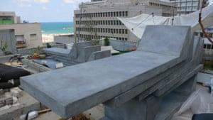 Tel Aviv Biennial 2009: Shelly Federman's Aberstein artwork (2009) 1