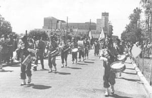 Tel Aviv Biennial 2009: A procession in Jaffa (undated, but probably early 1948)