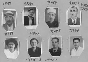 Tel Aviv Biennial 2009: 'Pictures of Arabs' (c1949-1950) by unknown photographers