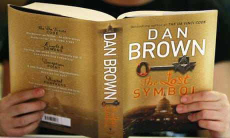 What The Blogosphere Is Saying About Dan Brown Books The Guardian