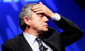 Gordon Brown at TUC conference
