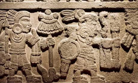 A brief history of the aztec empire world news the guardian