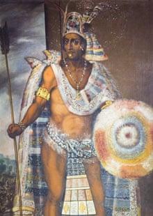 Portrait of Moctezuma