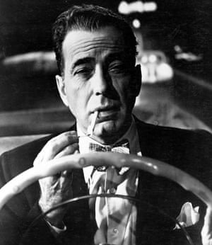 Stills Life: Paul Ross: Humphrey Bogart in In a Lonely Place