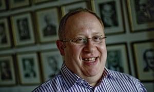 Stephen Pollard, editor of the Jewish Chronicle