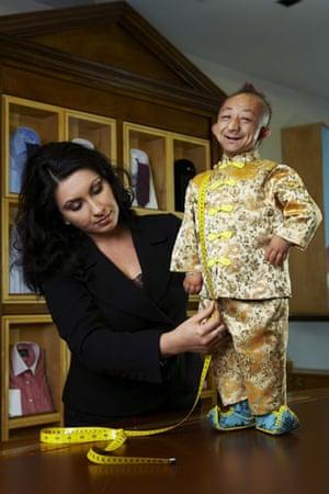 Guinness World Records: Guinness World Records Smallest Man