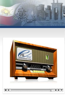 persian-radio