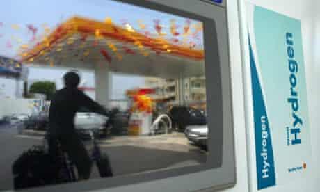 Hydrogen Refueling Station In Los Angeles