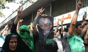 quds day rally in tehran