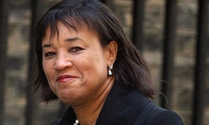 Attorney general Baroness Scotland and AG sacks staff member accused of working illegally