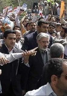 Mousavi-Quds-day