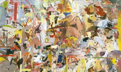 Thanks, Roody Hooster by Cecily Brown (oil on linen, 2004) Photograph: PR