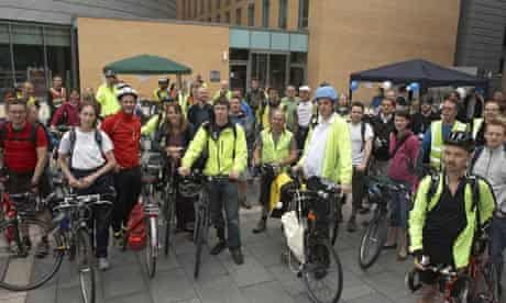 Bike blog: cycling in Manchester