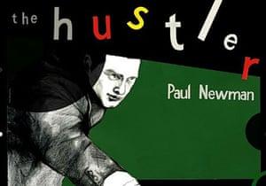 Cinéphilia Polish posters: The Hustler