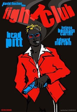 Cinéphilia Polish posters: Fight Club Polish poster