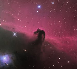 Photography competition: Horsehead Nebula