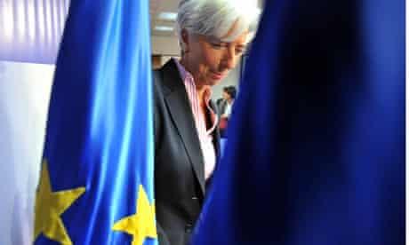 Christine Lagarde, French finance minister