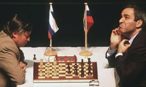 Kasparov V Karpov Frankfurt Chess Classic 1999