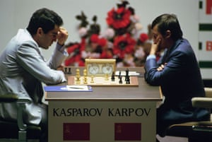 Kasparov v Karpov: Kasparov V Karpov 1987