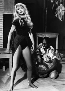 Brigitte Bardot in And God Created Woman