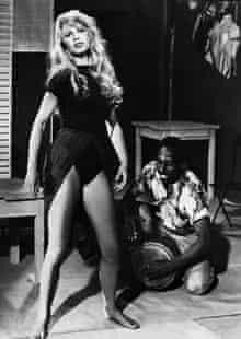 Brigitte Bardot in And God Created Woman