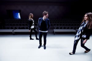 The Burberry Show: Christopher Bailey, Creative Director of Burberry
