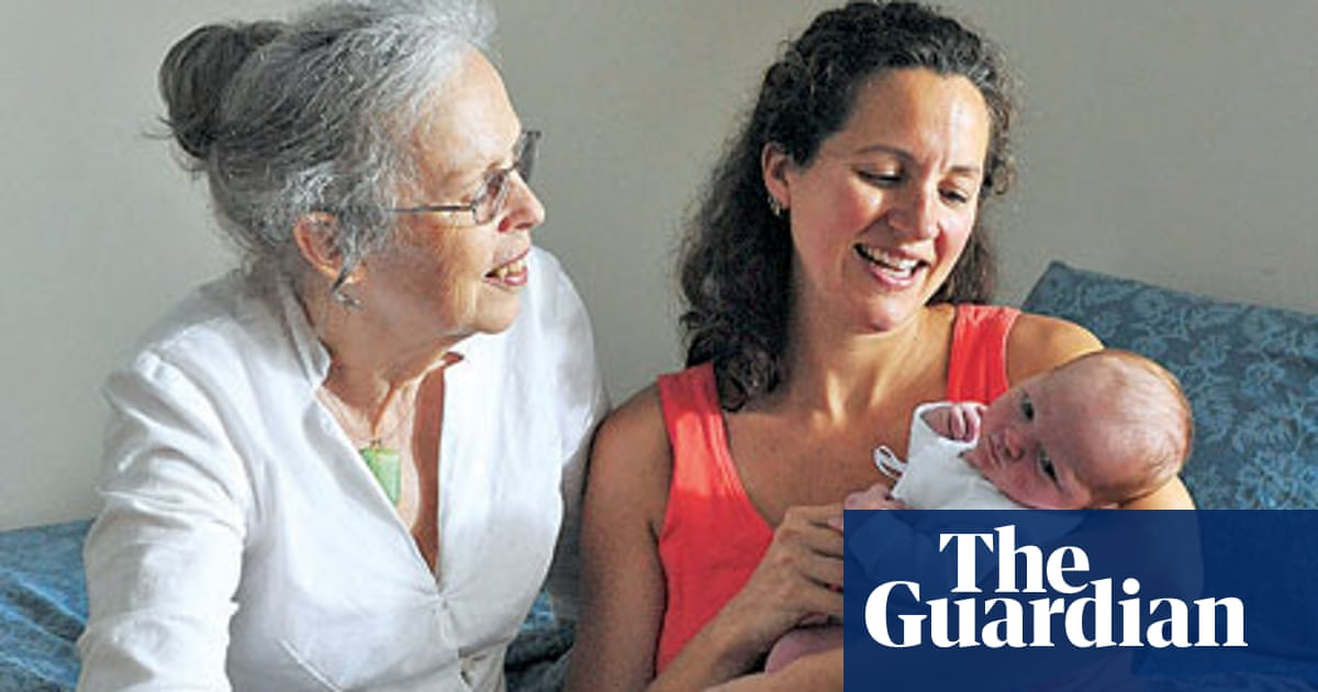The beatnik turned natural birth expert | Life and style | The Guardian