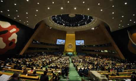 the Summit on Climate Change at the United Nations  UN in New York