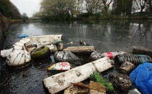 State of English rivers: River Lea near Hackney Marsh